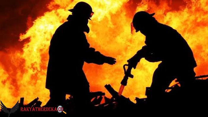 Rumah Sakit Rujukan Covid-19 Terbakar, Lima Pasien Tewas