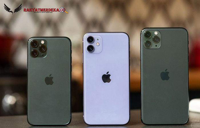 iPhone 12 Datang, iPhone 11 Turun Harga di Indonesia
