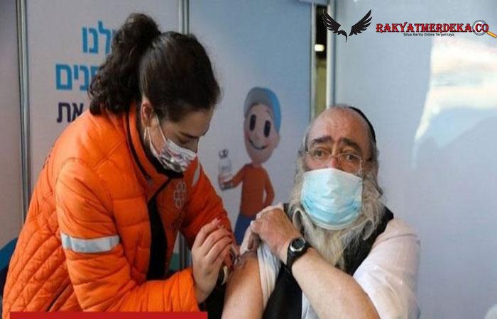 Israel Tercepat Sedunia Vaksinasi Covid-19, Februari Bebas dari Corona