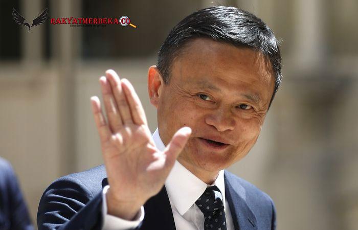 Tak Hanya Sosoknya yang Dikabarkan Hilang, Foto Jack Ma Juga Raib di Situs Alibaba