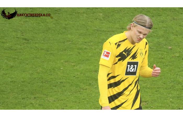 Haaland, Mau seperti Lewandowski atau Dembele?