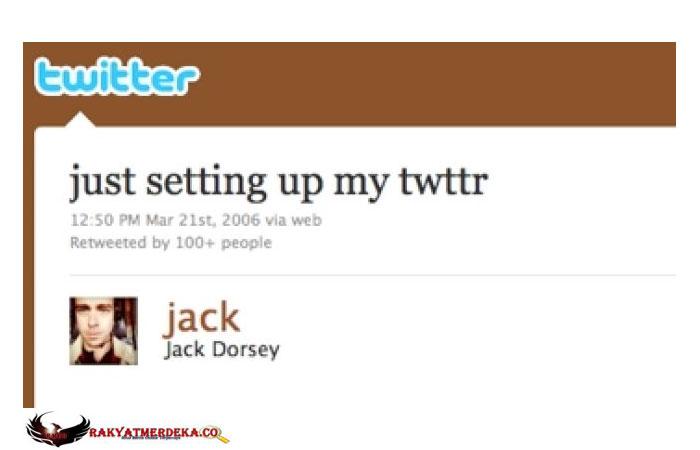 Cuitan Pertama di Twitter 15 Tahun Silam Dibeli Pengusaha Malaysia Rp 41 M
