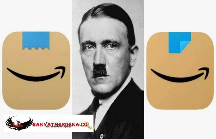 Amazon Buru-buru Ubah Logo karena Dianggap Mirip Adolf Hitler