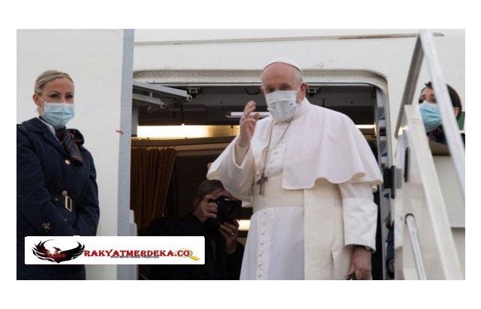 Paus Fransiskus Lakukan Kunjungan Bersejarah ke Irak, Apa Saja Misinya?