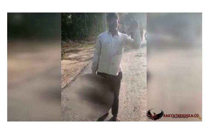 Ayah Penggal Putri Kandung, Lalu Bawa Kepalanya ke Kantor Polisi